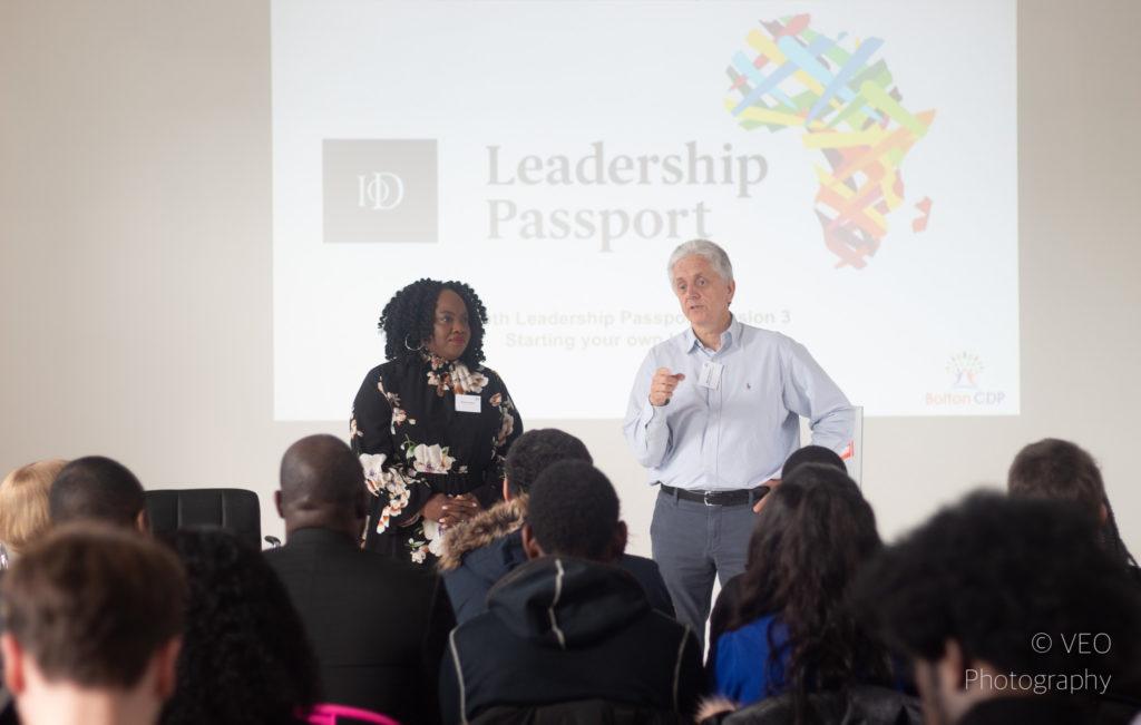 IoD Leadership Passport Session Three - Bolton CDP